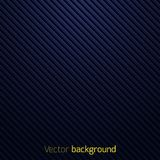 Abstract dark blue striped background Royalty Free Stock Image