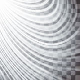 Abstract Dark Checkered Background. Abstract Gray Checkered Pattern Royalty Free Stock Images