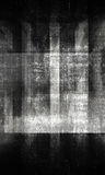 Abstract dark concrete background. Abstract grungy concrete background with dark chaotic structures pattern. Vertical black and white 3d render illustration Royalty Free Stock Photo