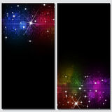 Abstract Dark Disco Backgrounds Royalty Free Stock Images