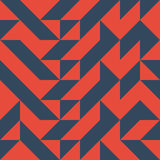 Abstract dark geometric background. Triangle and square. vector illustration
