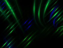 Abstract dark glowing background for design Stock Photography