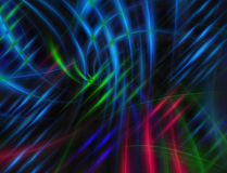 Abstract dark glowing background for design Royalty Free Stock Images
