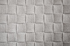 Abstract dark gray fabric pattern texture Stock Image