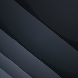 Abstract dark gray rectangle shapes Royalty Free Stock Images