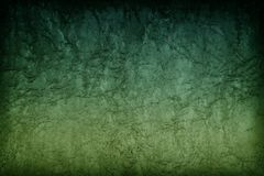Abstract green gradient texture background. Abstract dark green color texture background with gradient royalty free stock photo