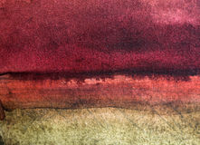 Abstract dark grunge background. Abstract watercolor painted background paper art Stock Photo