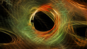 Abstract dark holey background Stock Images