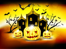 Abstract dark holloween background Royalty Free Stock Image