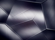 Abstract dark metal background Royalty Free Stock Photo