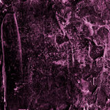 Abstract dark purple acrylic hand paint background. Royalty Free Stock Photos