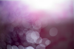 Abstract dark purple bokeh Background. Royalty Free Stock Images