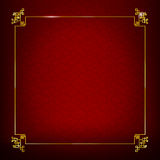 Abstract dark and red background texture  for happy chinese new Royalty Free Stock Photography