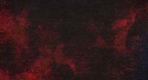 Abstract dark red grunge background Stock Photos