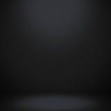 Abstract dark room Royalty Free Stock Photos