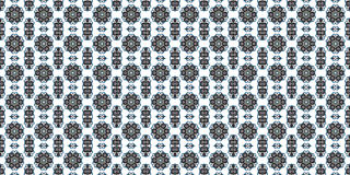 Abstract in dark shadows, paisley ornament. Seamless pattern or textures. Kaleidoscopic orient popular style. On a white background Royalty Free Stock Photography