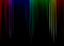Abstract dark striped background. Stock Images