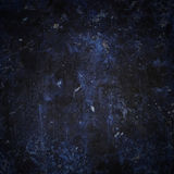 Abstract dark texture  blue color Royalty Free Stock Photography