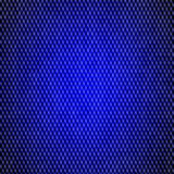 Abstract data flow technology pattern. blue squares background. Abstract data flow technology check pattern, blue pixels on background Royalty Free Stock Image