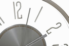 Abstract Daylight saving time ends Stock Image
