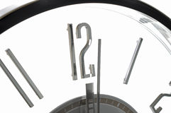 Abstract Daylight saving time ends Royalty Free Stock Photos
