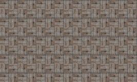 Abstract de kleureneffect van de achtergrond vierkant cel houten muur Royalty-vrije Stock Foto's