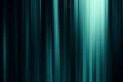 Abstract de lijnenontwerp van het neon op donkere achtergrond Stock Foto