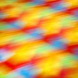 Abstract de Pottenbakkersrood van de kleurenbeweging Royalty-vrije Stock Fotografie