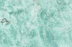 Abstract de steenpatroon van de close-upoppervlakte bij de groene marmeren de textuurachtergrond van de steenvloer Royalty-vrije Stock Afbeeldingen