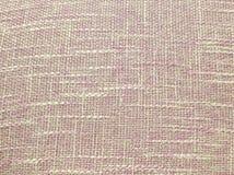 Abstract de stoffenpatroon van de close-upoppervlakte bij het bruine stoffentapijt bij de vloer van de achtergrond van de huistex Stock Fotografie