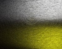 Abstract decayed brushed metal background. Used complex shader network to achieve an old decayed brushed metal texture. High quality render royalty free stock photos