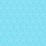 Abstract decoratief naadloos patroon Stock Afbeelding