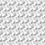 Abstract decoratief patroon Stock Foto