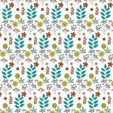 Abstract decoratief patroon Stock Afbeelding