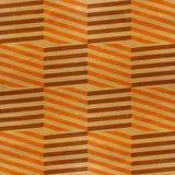 Abstract decoratief patroon - naadloze achtergrond - houten textuur Stock Fotografie