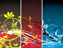 Abstract decoration royalty free illustration