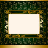 Abstract decoration frame. This graphic is abstract decoration frame stock illustration