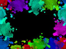 Abstract decoration wallpaper Royalty Free Stock Images