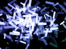Abstract decoration wallpaper Royalty Free Stock Image