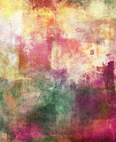 Abstract decorative artwork Royalty Free Stock Images
