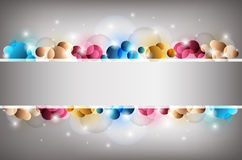 Abstract decorative background Stock Photos