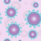Abstract decorative background. For your design Royalty Free Stock Images