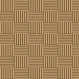 Abstract decorative bamboo. Seamless pattern Vector. Stock Images