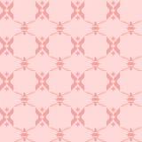 Abstract decorative batik seamless pattern. Abstract seamless pattern of indonesian batik Royalty Free Stock Photo