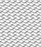 Abstract decorative crosses. vector seamless pattern. simple black and white repetitive background. textile paint. fabric swatch. Wrapping paper. curved stock illustration