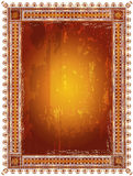 Abstract Decorative Frame Royalty Free Stock Photography