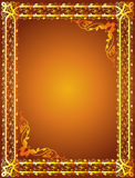 Abstract Decorative Frame Stock Photo