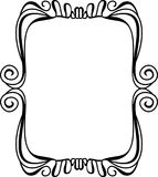 Abstract decorative frame Royalty Free Stock Photos