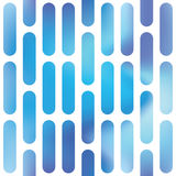 Abstract decorative grid. Interior wall panel pattern. Vector seamless patterns. Stock Image