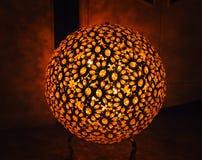 Abstract decorative lamp Royalty Free Stock Photos
